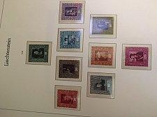 Buy Liechtenstein Paintings mnh 1949