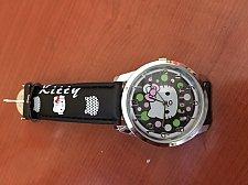 Buy Hello Kitty beautiful new watch FREE SHIPPING #1