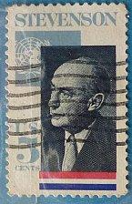 Buy Stamp USA United States of America 1965 Adlai E.Stevenson 5c