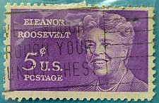 Buy Stamp USA United States of America 1963 Eleanor Roosevelt 5c