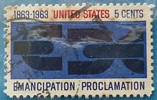 Buy Stamp USA United States of America 1963 Emancipation Proclamation Centennial 5c