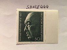 Buy Germany Konrad Adenauer mnh 1976