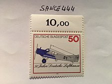 Buy Germany Deutsche Lufthansa mnh 1976