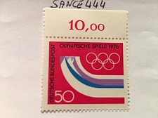 Buy Germany Olympic Winter Games Innsbruck mnh 1976