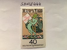 Buy Germany Grimmelshausen mnh 1976