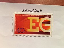 Buy Germany European community mnh 1976