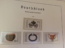 Buy Germany Archaeology mnh 1976