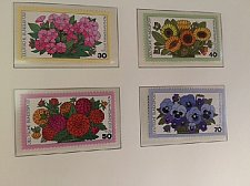 Buy Germany Welfare Flowers mnh 1976
