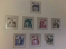 Buy Germany Definitives Castles mnh 1977