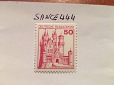 Buy Germany Definitives Castles 50p top imperf. mnh 1977