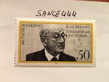Buy Germany Politician Jean Monnet mnh 1977