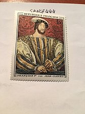 Buy France Painting Clouet mnh 1967