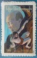 Buy Stamp USA United States of America 2012 Edgar Rice Burroughs, 1875-1950 - Self Adhesi