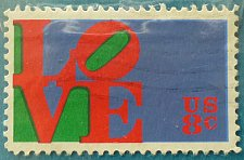 Buy Stamp USA United States of America 1973 Love 8c