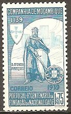 Buy Mozambique Company, Scott 201 (1940) MNH Single