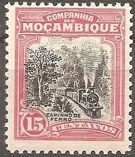 Buy Mozambique Company: Scott No. 130 (1918-1931) MH