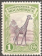 Buy Mozambique Company: Scott no. 175 (1937) MH