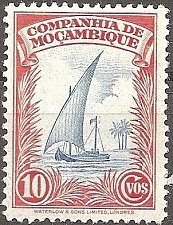 Buy Mozambique Company: Scott no. 177 (1937) MH