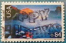 Buy Stamp USA United States of America 2006 Yosemite Nat'l Park, CA Airmail 84c
