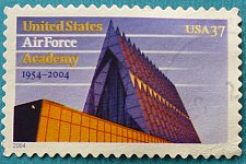 Buy Stamp USA United States of America 2004 US Air Force Academy - Self-Adhesive 37c