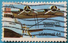 Buy Stamp USA United States of America 1985 Aviation Pioneers - Transpacific Airmail Mart