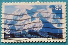Buy Stamp USA United States of America 2001 Airmail Mt. McKinley 80c
