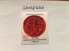 Buy Germany Tubingen university mnh 1977