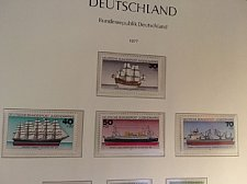 Buy Germany Youth Ships mnh 1977