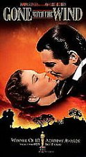 Buy GONE WITH THE WIND - BRAND NEW AND SEALED, DELUXE 2-TAPE VHS SET!