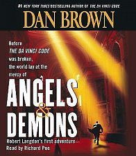 Buy Angels and Demons Bk. 1 by Dan Brown (2003, CD, Abridged) Audio Book Ships FREE!