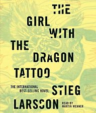 Buy The Girl With The Dragon Tattoo Stieg Larsson Audio 6 Disc CDs