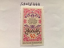 Buy Germany Rudolf A. Schroder mnh 1977