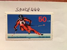 Buy Germany Sport skiing mnh 1978