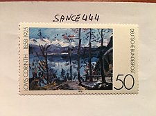 Buy Germany Painting Lovis Corinth mnh 1978