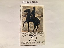 Buy Germany Painting Max Liebermann mnh 1978