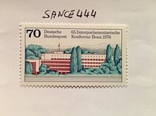 Buy Germany Interparliamentary union mnh 1978