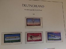 Buy Germany Youth Aviation mnh 1978