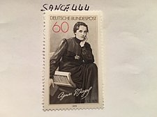 Buy Germany Agnes Miegel mnh 1979