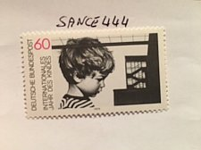 Buy Germany International year of the child mnh 1979
