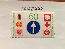 Buy Germany Traffic rescue service mnh 1979