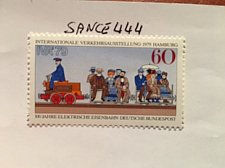 Buy Germany Transport exposition mnh 1979