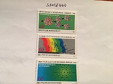 Buy Germany Nobel prizes chemistry & physics mnh 1979