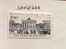 Buy Germany Brandenburger Tor mnh 1991