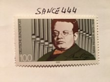 Buy Germany Max Reger, organ mnh 1991