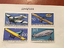 Buy Germany Airmail history mnh 1991