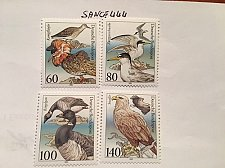 Buy Germany Protected sea birds mnh 1991