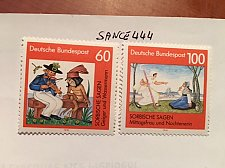 Buy Germany Sorbian sages mnh 1991
