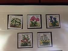 Buy Germany Flowers from Oberhof garden mnh 1991
