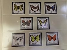 Buy Germany Youth Butterflies mnh 1991