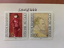 Buy Germany Otto Dix mnh 1991